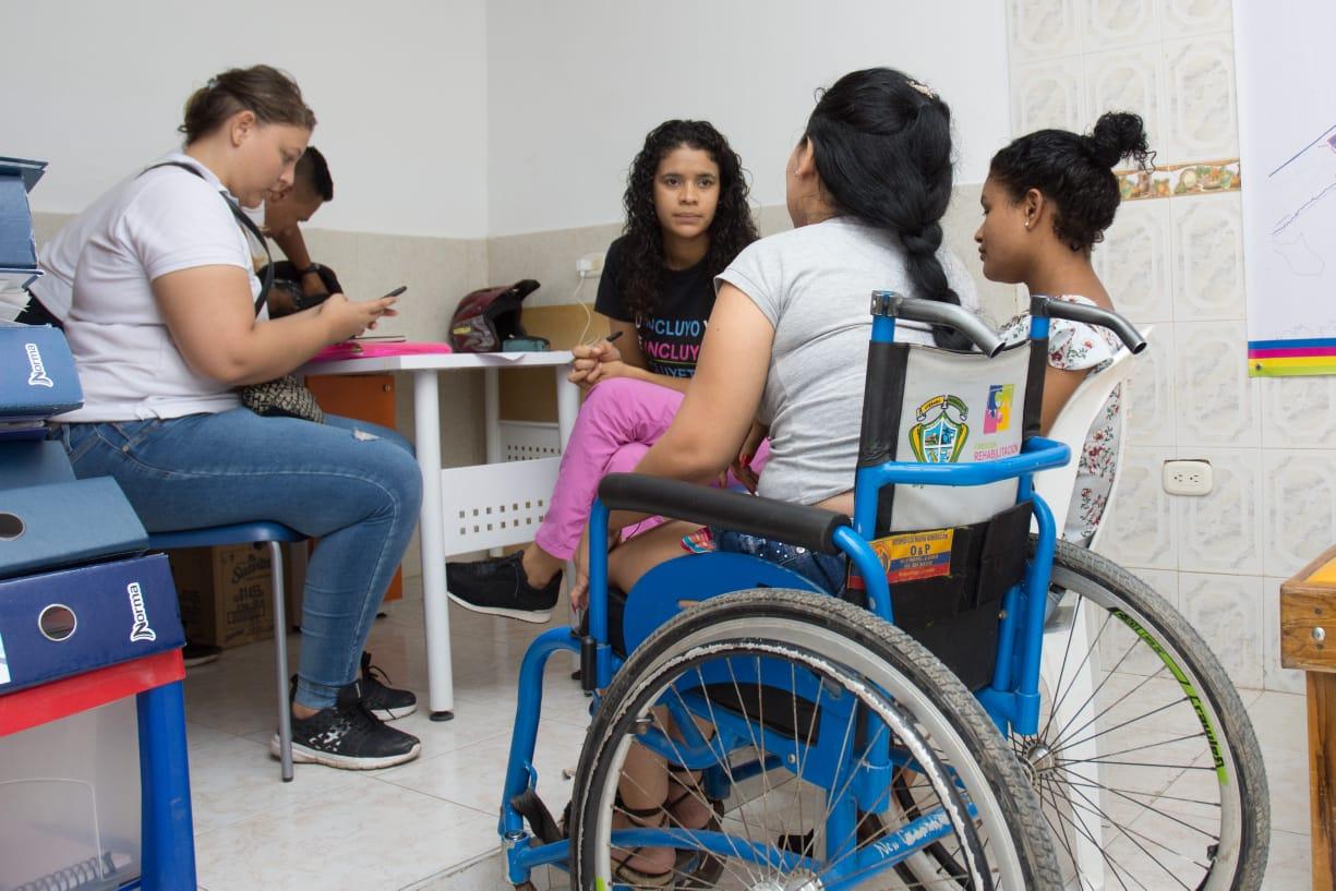 Perfiles ocupacionales y valoración física para población con discapacidades