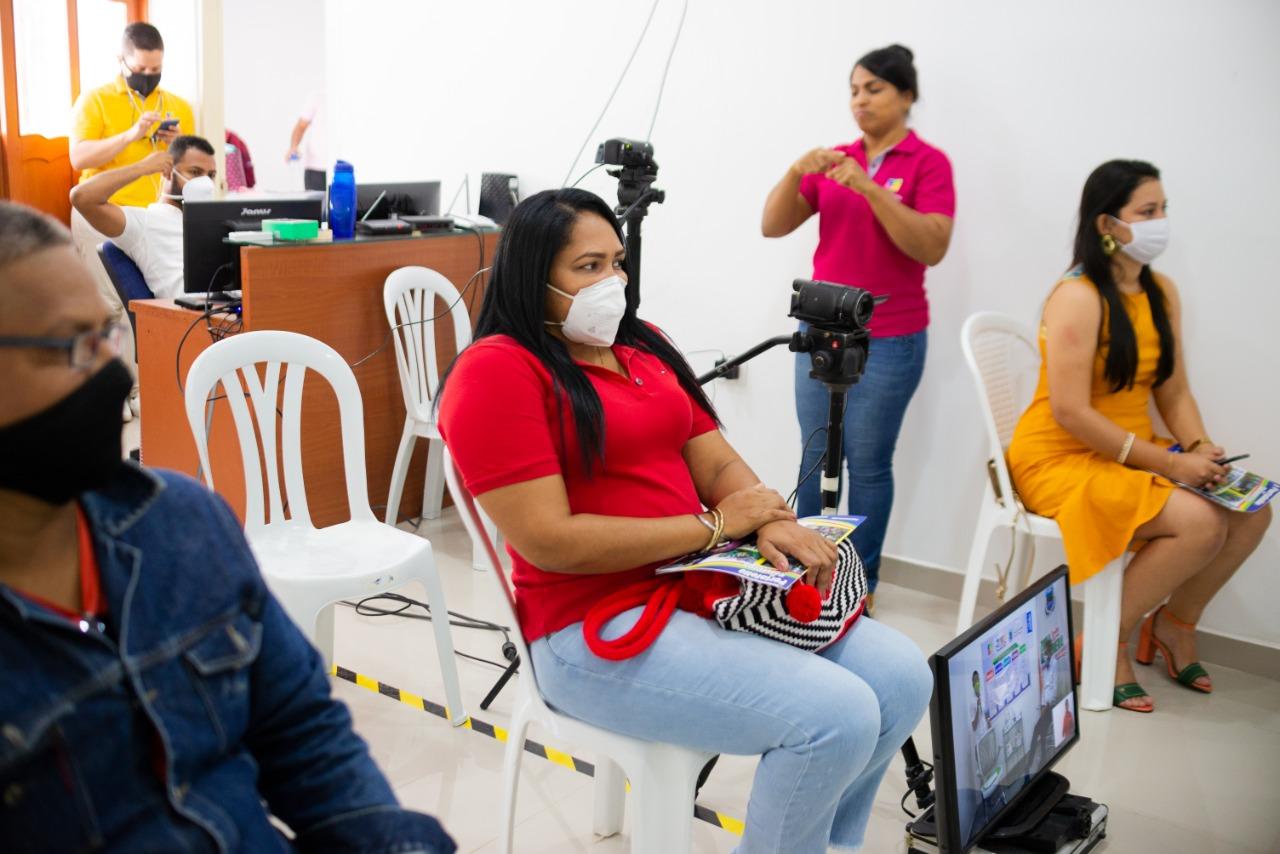 Exitosa socialización de la estrategia RBC en la Zona Bananera
