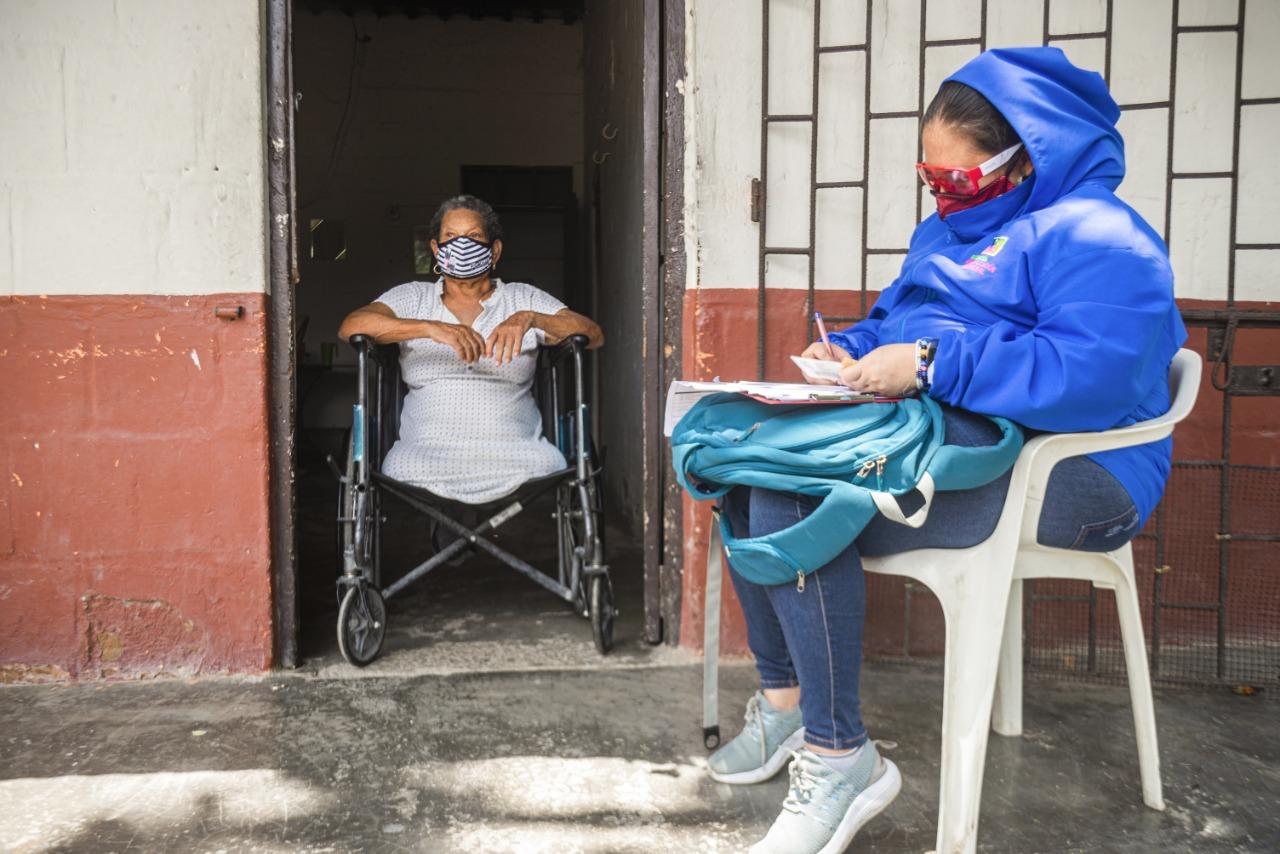 proceso de identificación de las personas con algún tipo de discapacidad