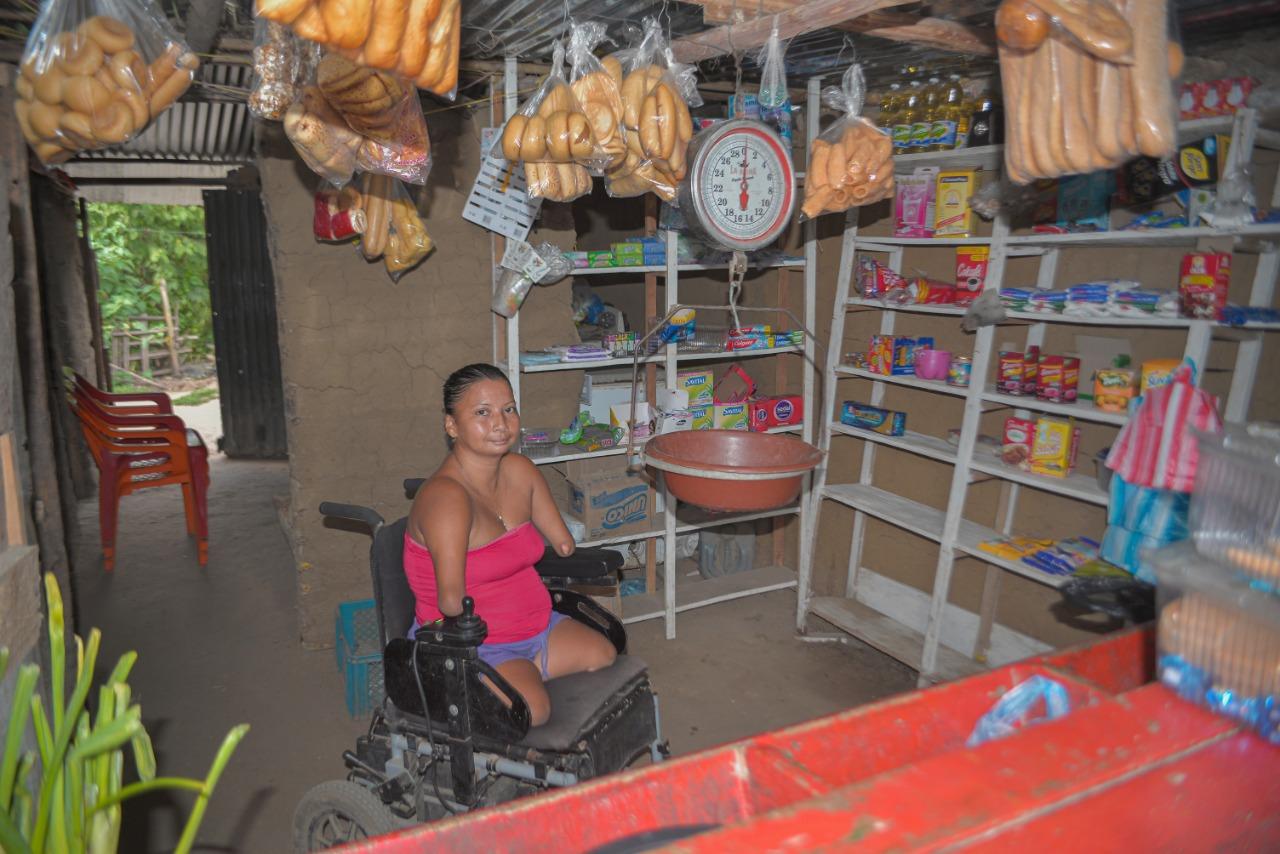 Acercamiento a negocios de personas con discapacidad