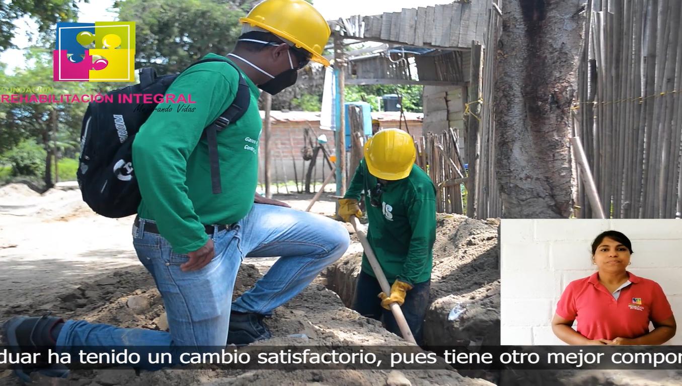 Inclusión laboral para personas con discapacidad en la Zona Bananera