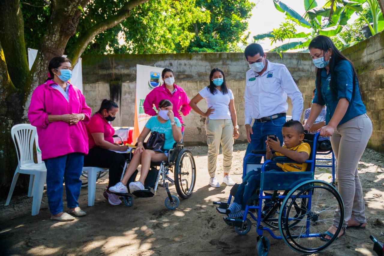 Conmemoración el Día Internacional de las Personas con Discapacidad