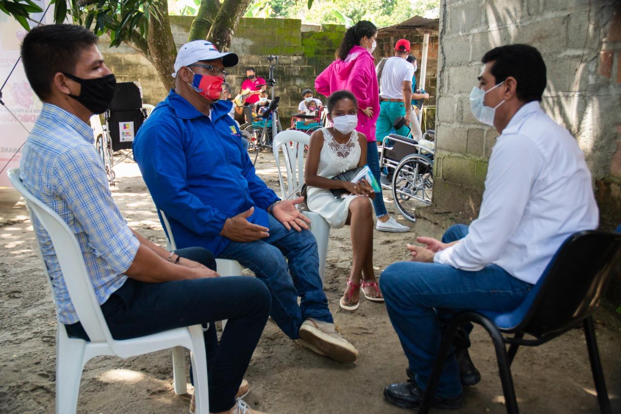 Asociación para Personas con Discapacidad – ASPENDI 'Volver a vivir'