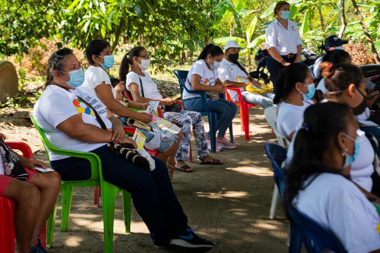 socialización del proyecto 'Fortalecimiento Empresarial para la Equidad de Género – FEEG'